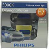 PHILIPS DIAMOND VISION 5000K - H7 [12972DV] - Lampu Mobil